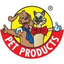 """I.P.T.S. 425025 Набор игрушек д/кошек """"Мяч-погремушка сетчатый"""", пластиковый 4см. Интернет-магазин Vseinet.ru Пенза"""