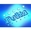 Delta DL-5062C White-Blue. Интернет-магазин Vseinet.ru Пенза